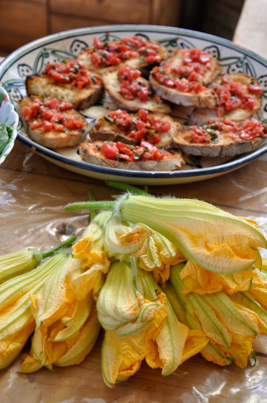 One day cooking classes amalfi coast positano by cooking for Amalfi coast cuisine