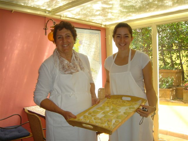 Florence Cooking Class - Pasta Making