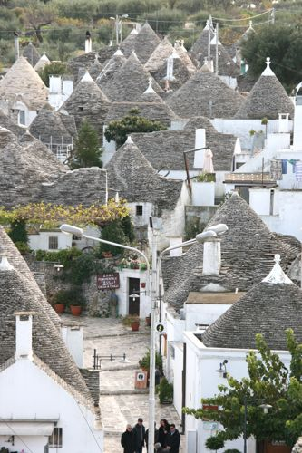 Puglia Trulli Sea View05