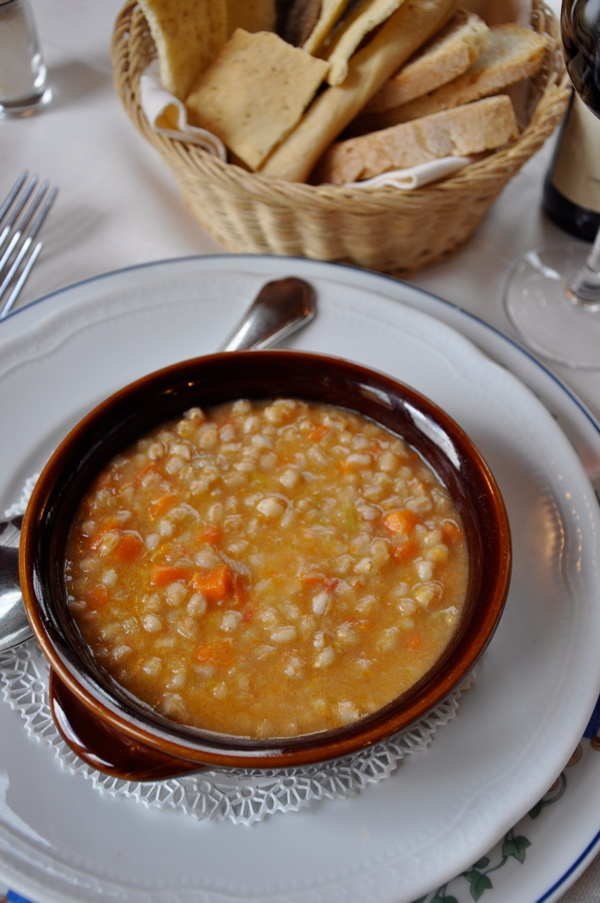 Florence Cooking Class - Tuscan Soup