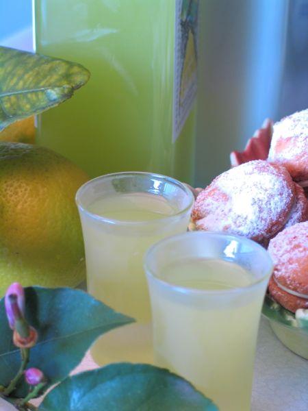 Lemon liqueur x 2