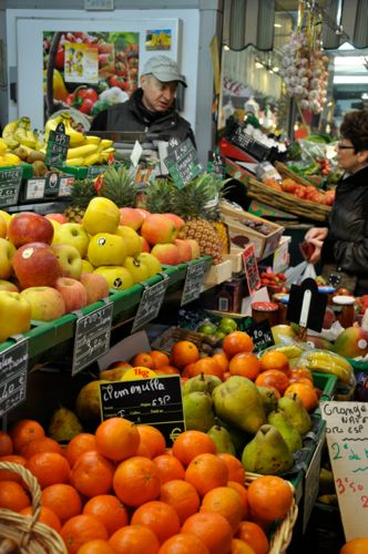 Naples Food Tours - Fruit Market