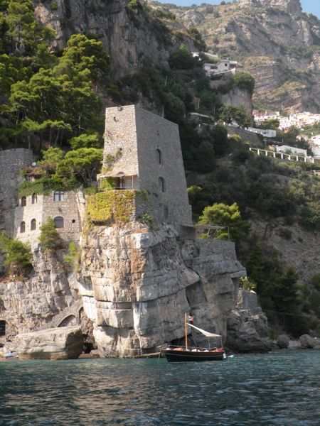 Boat tour Amalfi4