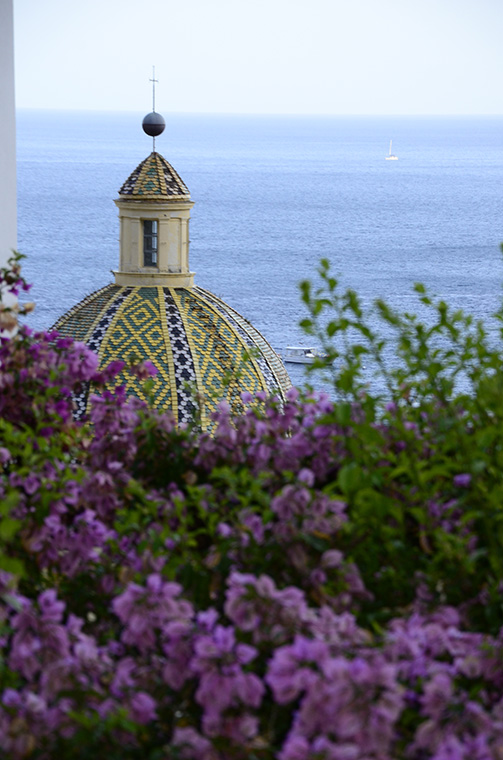 Writing Vacations on the Amalfi Coast - Positano writer's studio