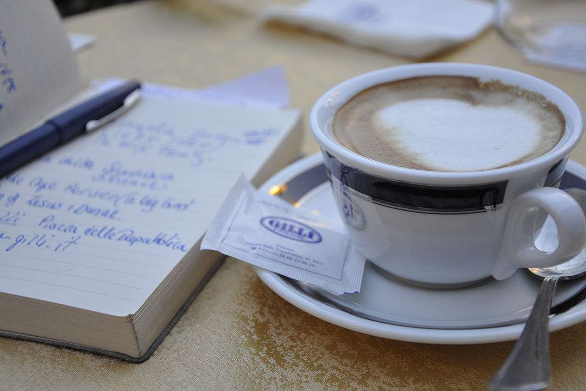 Writing Vacations in Positano on the Amalfi Coast
