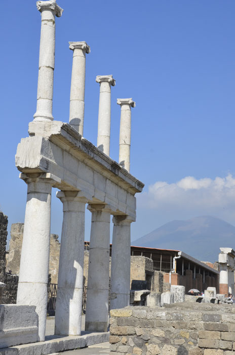 Naples Cooking Classes - Pompeii