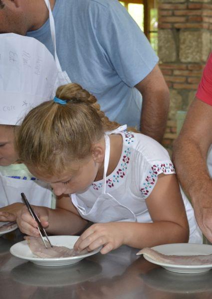kids cooking Venice