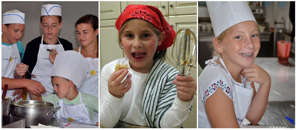 Kids & Family Cooking Classes In Italy by Cooking Vacations